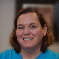 Teri Straus, BS, MS, LMT