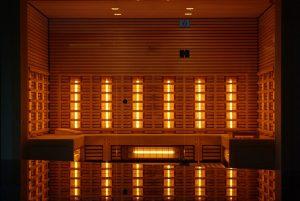 Infrared Sauna Treatment
